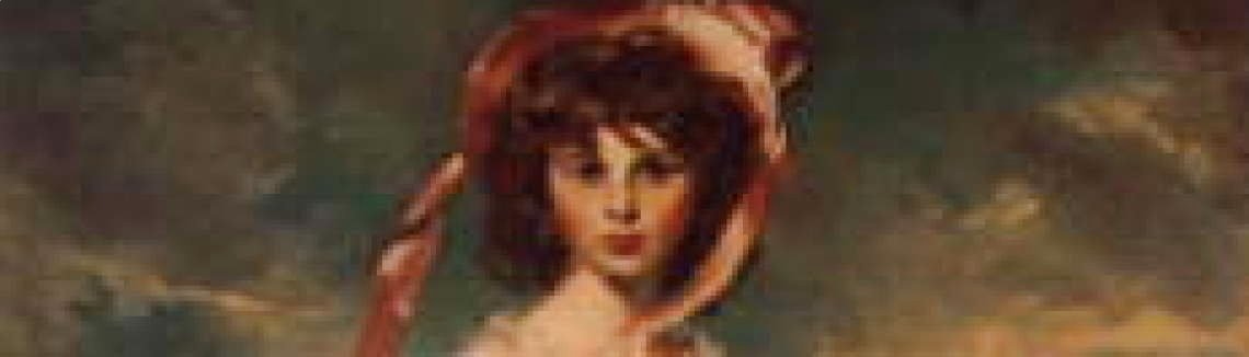 Sir Thomas Lawrence - Pinkie (Sarah Barrett Moulton)