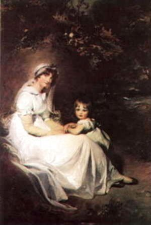 Lady Templeton and her Son