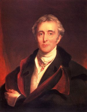 Sir Thomas Lawrence - Portrait Of The Duke Of Wellington