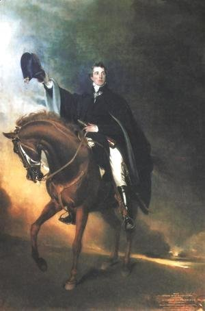 Sir Thomas Lawrence - Duke of Wellington