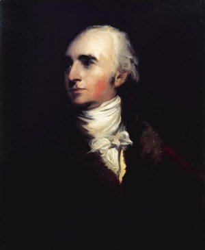 Sir Thomas Lawrence - Portrait of John Stuart, 4th Earl and 1st Marquess of Bute (1744-1814)