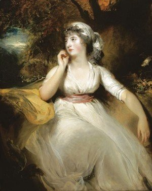 Portrait of Miss Selina Peckwell, Mrs Grote (1775-1845)