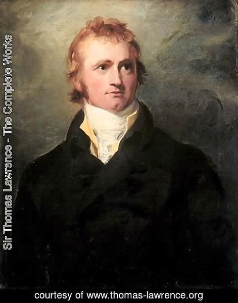 Sir Thomas Lawrence - Alexander MacKenzie