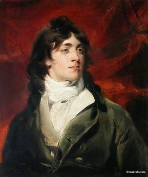 Sir Thomas Lawrence - Charles William Bell