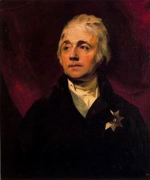 Sir Thomas Lawrence - Count S. R. Vorontsov