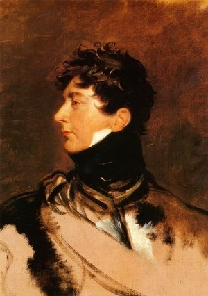 Sir Thomas Lawrence - George IV of the United Kingdom as the Prince Regent