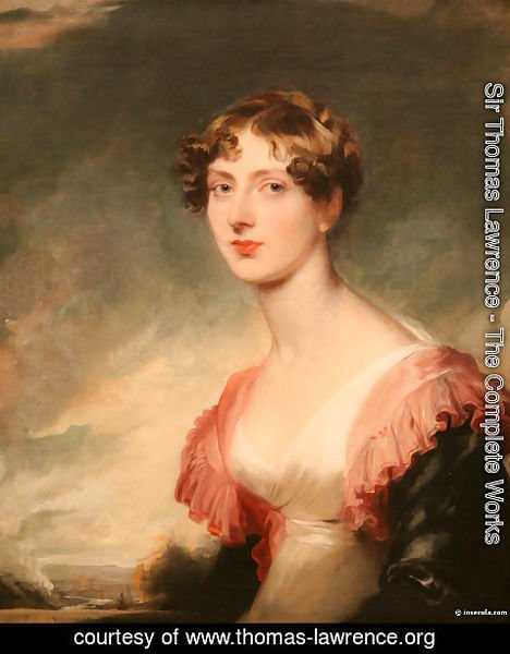 Sir Thomas Lawrence - Mary, Countess of Plymouth