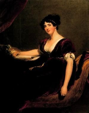Sir Thomas Lawrence - Mrs. Isaac Cuthbert