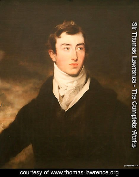 Sir Thomas Lawrence - Other Archer, Earl of Plymouth