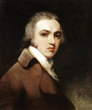 Sir Thomas Lawrence - Self-portrait of Sir Thomas Lawrence