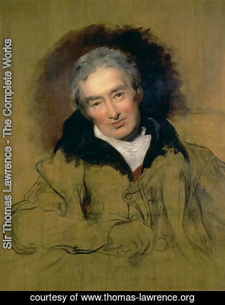 Sir Thomas Lawrence - William Wilberforce