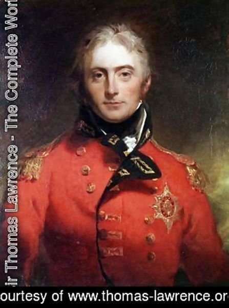 Lieutenant General Sir John Moore KB 1761-1809