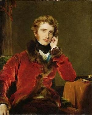 Sir Thomas Lawrence - George James Welbore Agar-Ellis