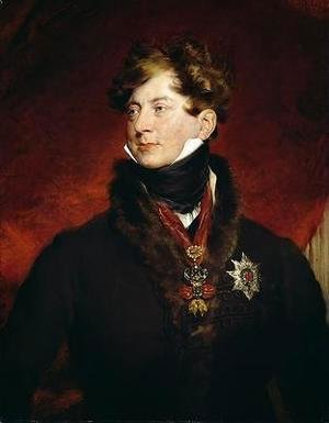 Sir Thomas Lawrence - George IV 1762-1830