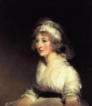 Sir Thomas Lawrence - Miss Juliana Copley