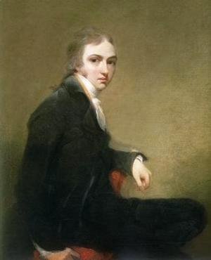 Sir Thomas Lawrence - Self Portrait 2