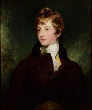 Sir Thomas Lawrence - Portrait of Edward Impey 1785-1850