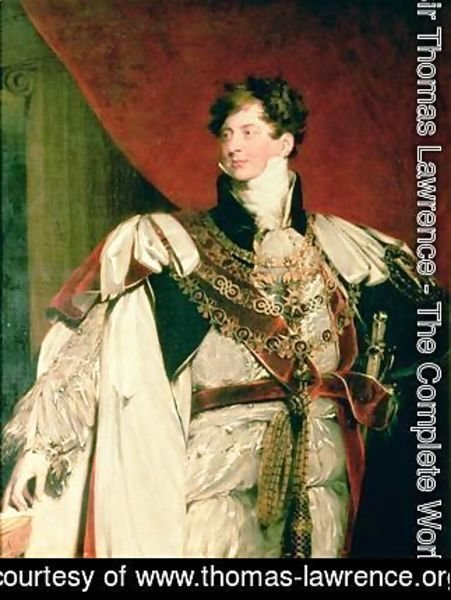 Sir Thomas Lawrence - George IV 1762-1830 2