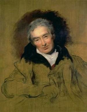 Sir Thomas Lawrence - Portrait of William Wilberforce 1759-1833