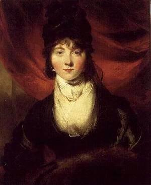 Sir Thomas Lawrence - Felicity Trotter