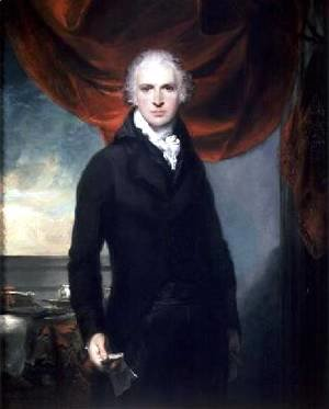 Sir Thomas Lawrence - Sir Samuel Shepherd 1760-1840
