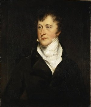 Portrait of William Spencer Cavendish