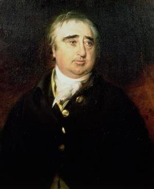 Sir Thomas Lawrence - Portrait of Charles James Fox