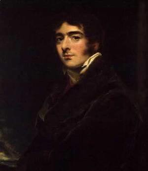 Sir Thomas Lawrence - William Lamb 1779-1848