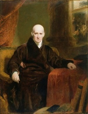 Sir Thomas Lawrence - Benjamin West 1738-1820