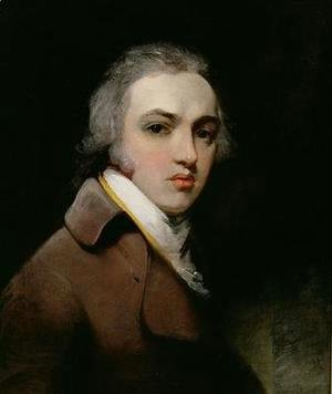 Sir Thomas Lawrence - Self Portrait as a Young Man