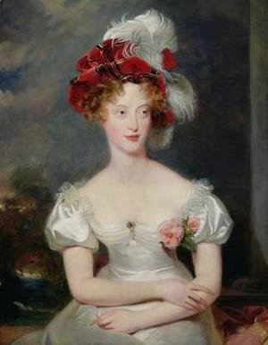 Sir Thomas Lawrence - La Duchesse de Berry 1798-1870