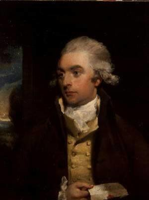 Sir Thomas Lawrence - Portrait of Mr Darby