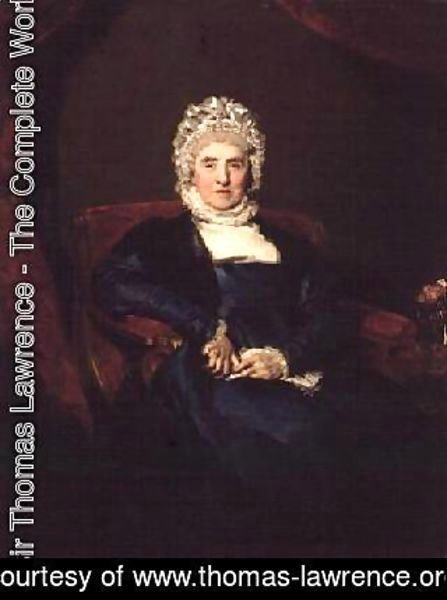 Lady Robert Manners