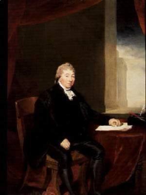 Sir Thomas Lawrence - Portrait of Sir Robert Wigram