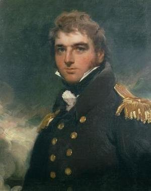 Sir Thomas Lawrence - Portrait of Admiral Sir Charles Paget