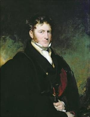 Sir Thomas Lawrence - Portrait of Sir John Beckett