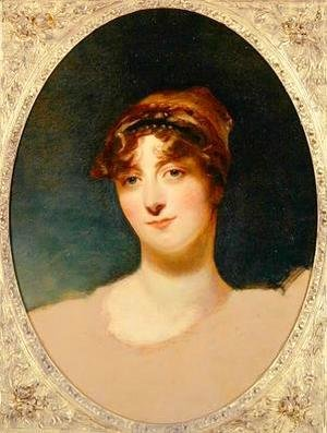 Sir Thomas Lawrence - Viscountess Caroline Sydney