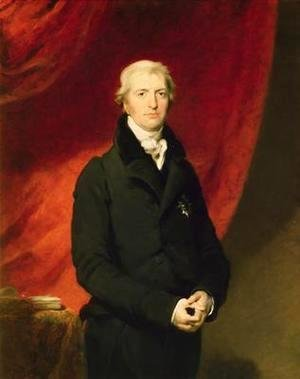 Sir Thomas Lawrence - Robert Banks Jenkinson 2nd Earl of Liverpool 1770-1828