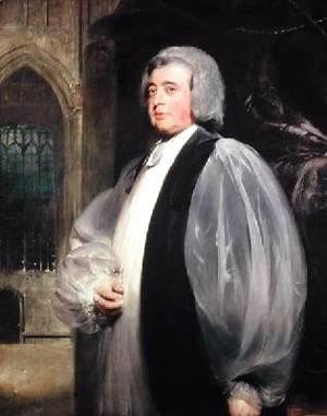 Sir Thomas Lawrence - Dr John Moore 1730-1805 Archbishop of Canterbury