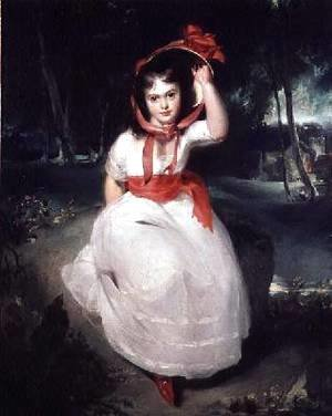 Sir Thomas Lawrence - The Woodland Maid