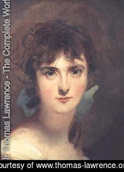 Portrait of Sally Siddons 1775-1803