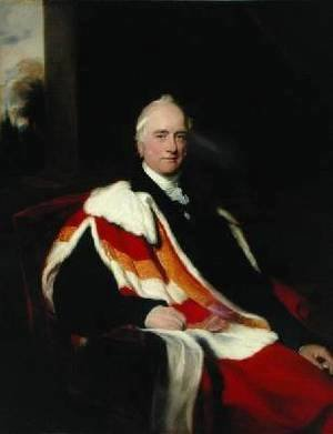 Sir Thomas Lawrence - Sir Nicholas Vansittart 1766-1851