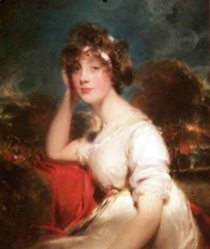 Sir Thomas Lawrence - Lady Jane Long