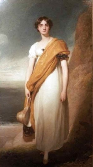 Sir Thomas Lawrence - Lady Marie Oglander