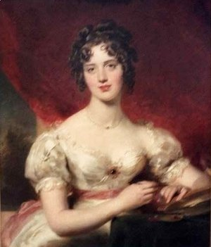 Sir Thomas Lawrence - Mrs Frederick H Hemming