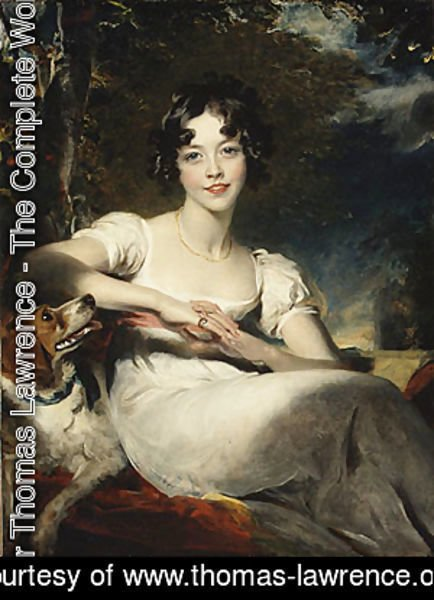 Lady Harriet Maria Conyngham Later Lady Somerville