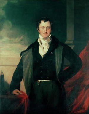 Sir Thomas Lawrence - Sir Humphry Davy