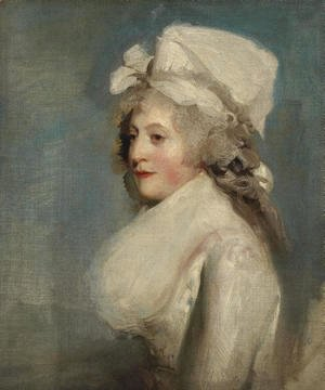 Sir Thomas Lawrence - Portrait of Judith Noel, Lady Milbanke