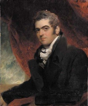 Sir Thomas Lawrence - Portrait of William Dacres Adam