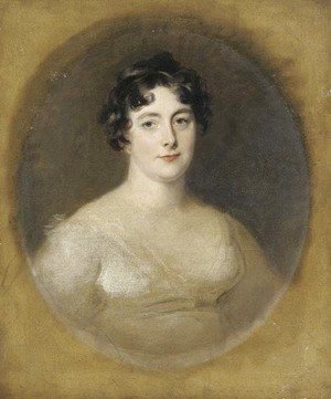 Portrait of Anne, Lady Romilly (d. 1818)